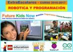 Robotica extraescolares 2016-2017