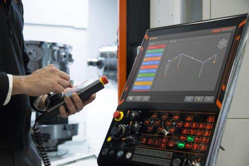 Renishaw unveils extended range of on-machine apps for CNC machine tools at MACH 2018