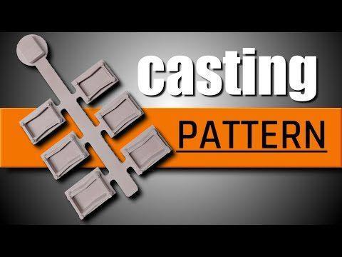 Machining a Casting Pattern | WW193
