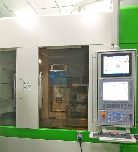 NUM collaborates with Chinese machine builder to develop advanced 8-axis CNC multi-function machining center