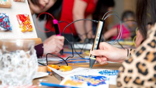 How 3D Pens Can Make Classroom Learning More Fun