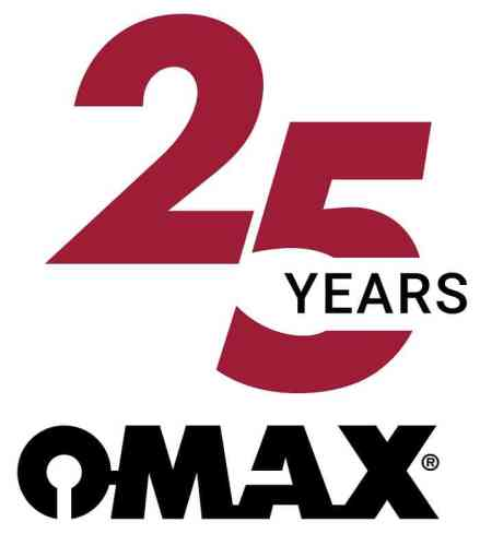 OMAX® Corporations Celebrates 25 Years of Leading Waterjet Technology