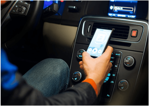 Near-Field Communication Getting New Life in Cars