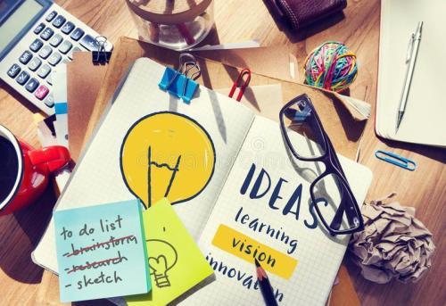 Design Thinking, Creativity, and Innovation