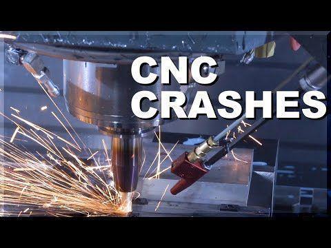 Crashing CNC Machines & Shop Bloopers!