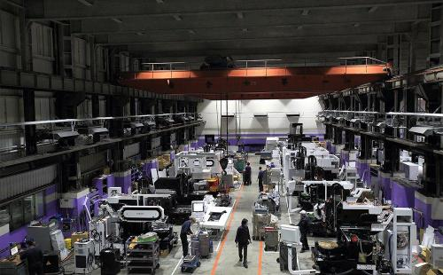 Renishaw and Hartford combine to deliver intelligent, 'smart factory' solutions