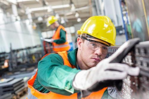Digital Badges Will Help People Looking to Work in Manufacturing Acquire New Skills