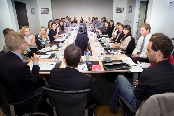 BRUSSELS - BELGIUM - 17 September 2012 -- European Policy Centre (EPC) - FutureLab. -- -- PHOTO: Juha ROININEN / EUP-IMAGES