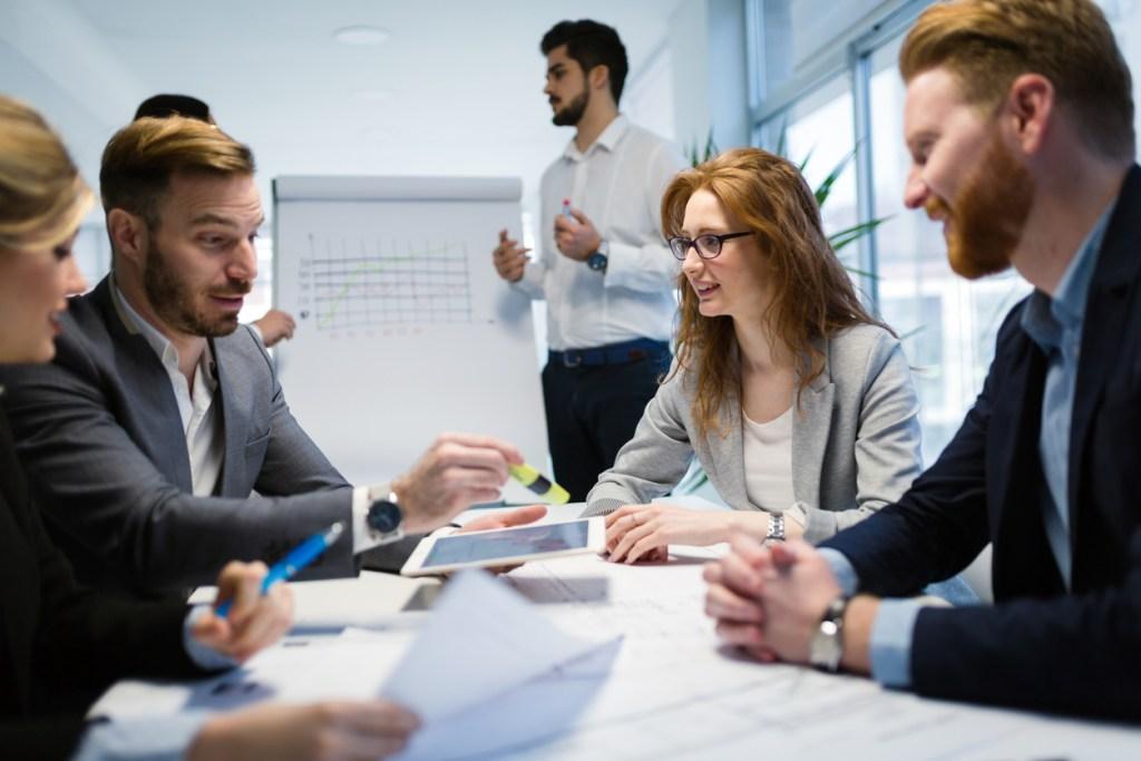Samarbete i en lärande organisation