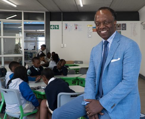 Future Nation Schools Father's Day and Youth Day message by Sizwe Nxasana