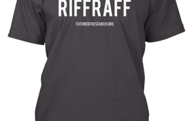 RiffRaff shirts, data and writing: Opportunities for giving on Giving Tuesday