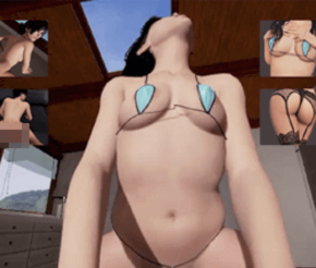 Vr Jenny Offers Vr Sex Games