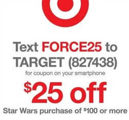 Target coupons for Rogue Friday