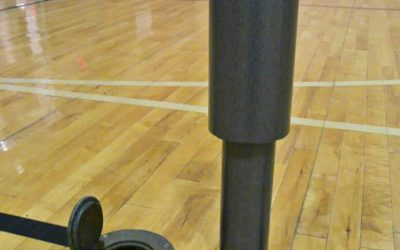 Oversize Volleyball Post Adapters