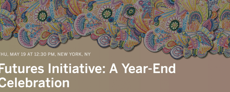 Recap: A Year-End Celebration of the Futures Initiative