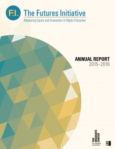 Image of Annual Report cover