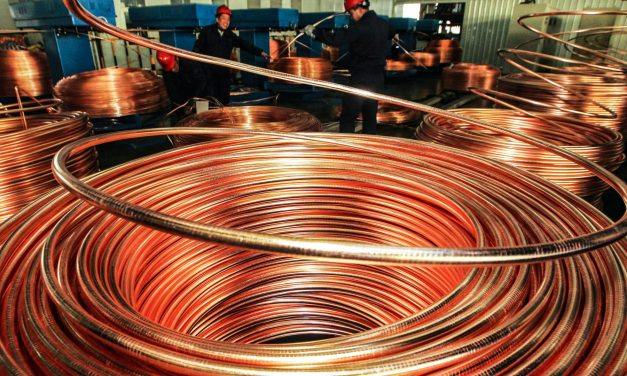Copper – Sell All Rallies?