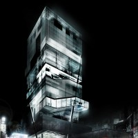 Tokyo Highrise Proposal- Alexander Daxböck