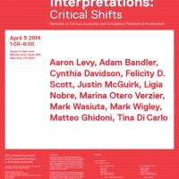Critical Shifts - Columbia University GSAPP