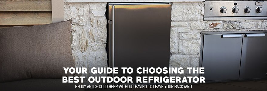 best outdoor refrigerator