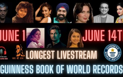 Are You Ready For Setting The #GuinnessBookOfWorldRecord? | Global Demand For Justice