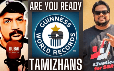 Guinness World Record For The Largest Global Movement For Justice – Sushant Singh Rajput (Video)