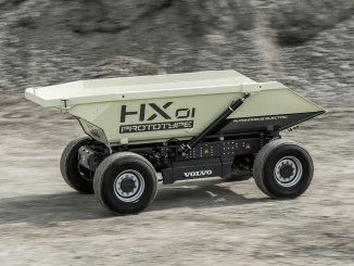 carregadeira autônoma HX1