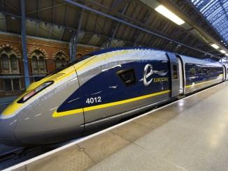 Eurostar entra para o grupo Eurail
