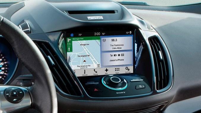 Ford e Toyota anúnciam parceria em aplicativos para veículos