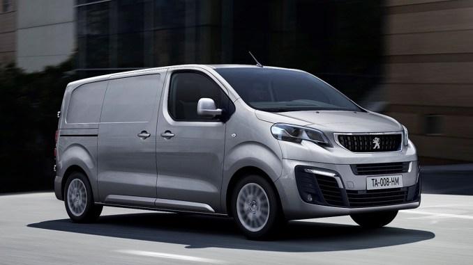 Peugeot Expert e Citroën Jumpy