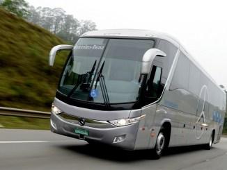 270 chassis rodoviários Mercedes-Benz