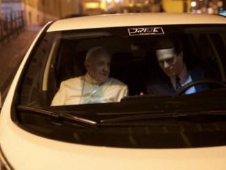 Papa Francisco usará carro 100% elétrico
