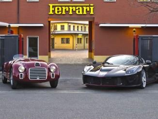 Ferrari comemora 70 anos