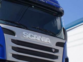 Scania anuncia investimento de R$ 2,6 bilhões