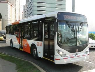 Volvo vende 203 ônibus para a Cidade do Panamá