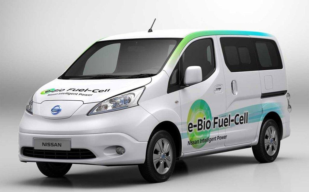 E-Bio Fuel Cell System