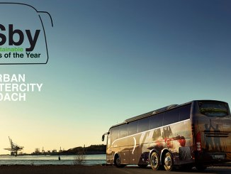 Prêmio SBY - Sustainable Bus of the Year 2018