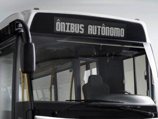 primeiro ônibus autônomo nacional