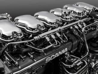 Scania lança motores de 450 e 510 cv