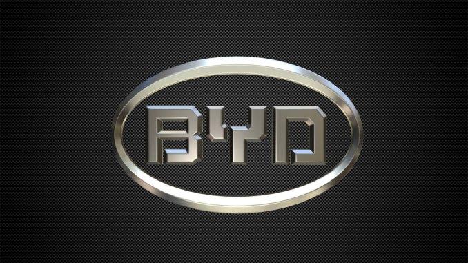 BYD anuncia fábrica no Marrocos