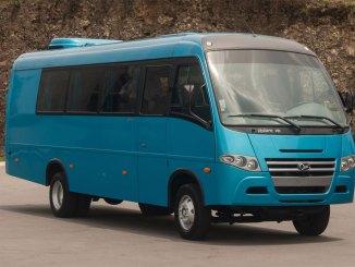 modelo V8L para a Guatemala