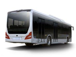 Ônibus elétricos serão metade da frota mundial até 2025