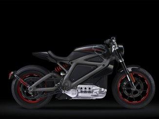 Harley-Davidson anuncia e-moto
