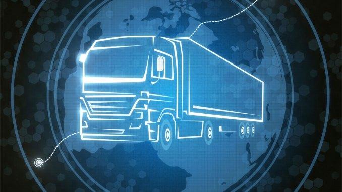 caminhões conectados