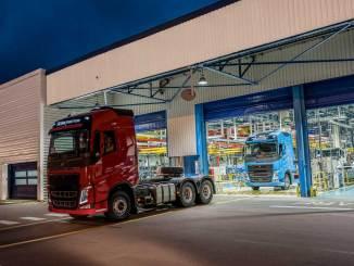 Volvo projeta crescimento nos mercados de caminhões e ônibus