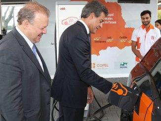 Paraná terá a primeira eletrovia do País