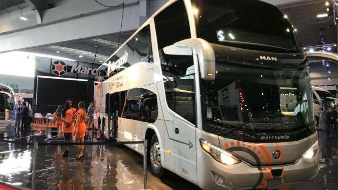 Marcopolo lança novas carrocerias no México