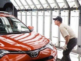 Câmara climática Mecalor testa motores Toyota