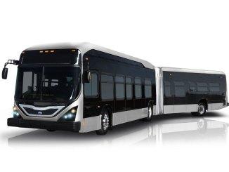 Los Angeles terá 20 ônibus elétricos da BYD