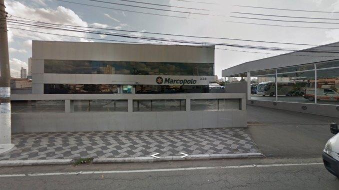 Marcopolo inaugura filial em São Paulo